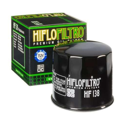 Hiflo Oil Filter 138
