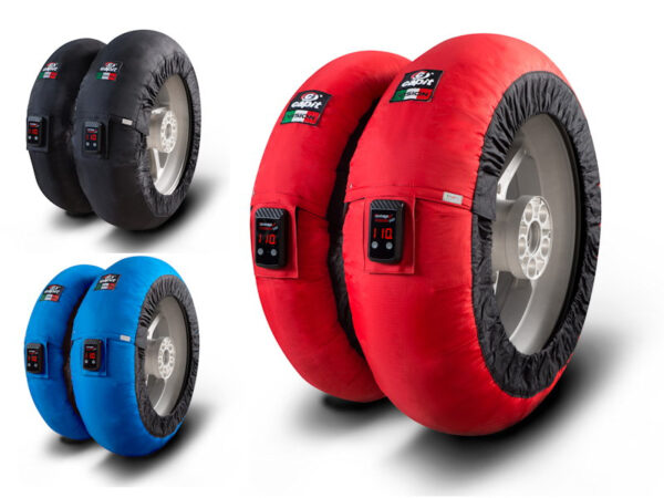 MAXIMA VISION PRO TYRE WARMERS