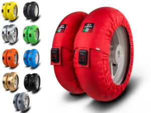 Capit tyre warmers-superbike