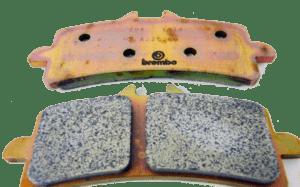 Brembo Z04 brake pads M4