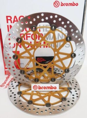 Brembo Carbon and HP rims