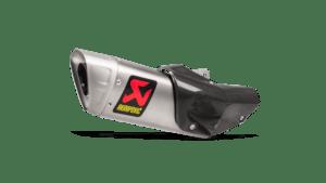 Yamaha YZF-R1 Slip-On Line (Titanium)