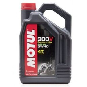MOTUL 300V FACTORY LINE RACING 5W40, 4 L
