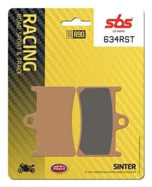 634RST brake pads